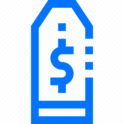 business, finance, label, money, price, sale, tag icon