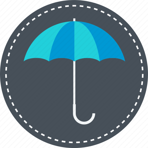 insurance, umbrella icon