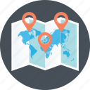 geo location, gps, internet, locate, location, map icon
