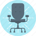 boss, chair, chair person, furniture, office, seat