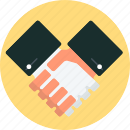 business, connection, hand shake, hands icon