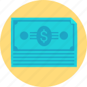 money, paper, payment, type, wallet icon