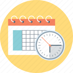 calendar, dead, deadline, line, schedual, time, time table icon