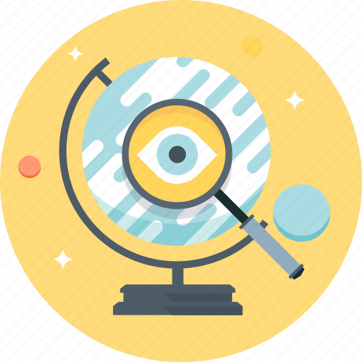 Engine, eye, globe, magnifier, search, search engine, search engine optimization icon - Download on Iconfinder