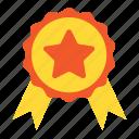 achievment, star, reward, favorite icon