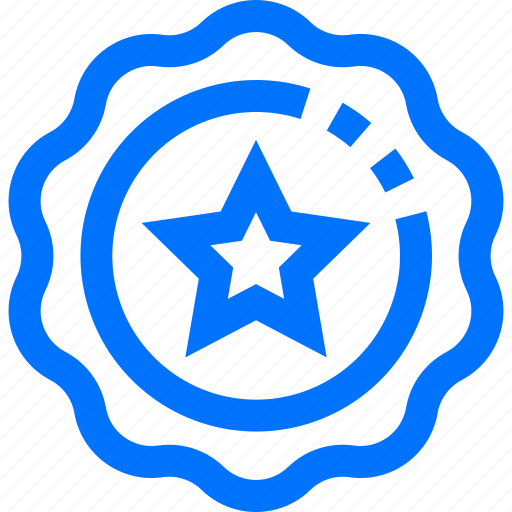 award, business, finance, good, medal, quality, star icon