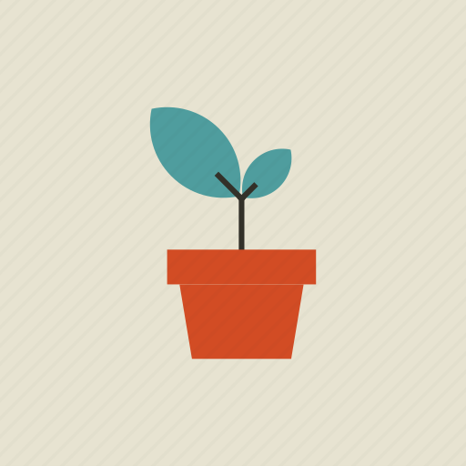 ecology, expand, flower, growth, investment, nature, plant icon