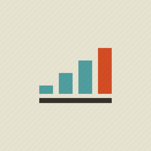 analytics, chart, data, diagram, graph, report, statistics icon