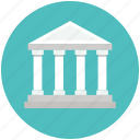 bank, finance, financial, institution, investment, stock, treasury icon icon