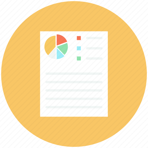 analytics, report, sales, statistics icon icon