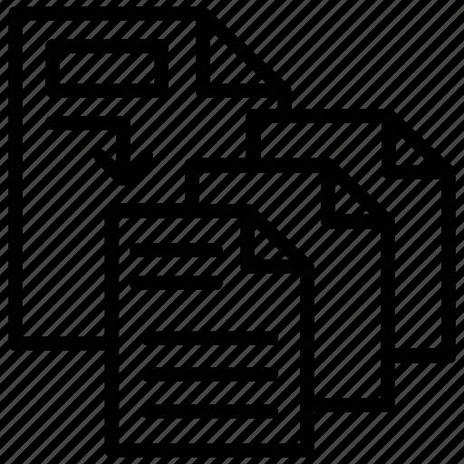 computer files data structure data files data organize metadata icon download on iconfinder computer files data structure data files data organize metadata icon download