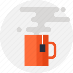 beverage, break, coffee, cup, drink, relax, tea icon