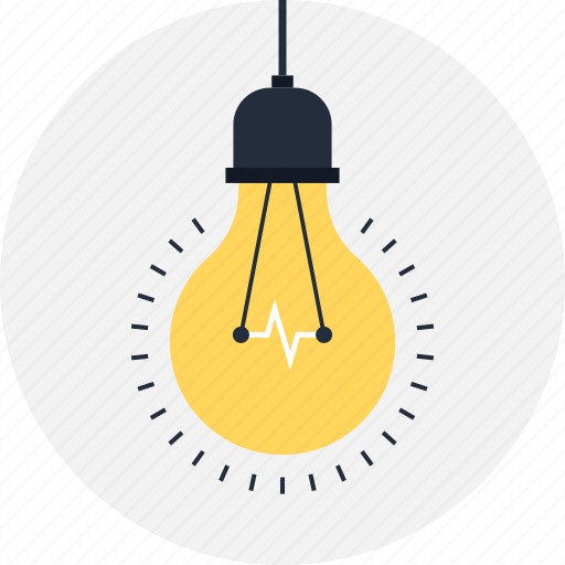Bulb, energy, idea, imagination, inspiration, light, power icon - Download on Iconfinder