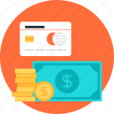 money, ecommerce, card, method, payment, commerce, credit