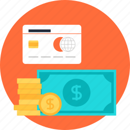 card, commerce, credit, ecommerce, method, money, payment icon