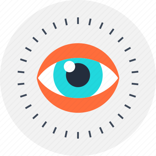 Eye, review, search, see, vision, watch, view icon - Download on Iconfinder