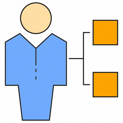 Diagram, management, office, people icon - Download on Iconfinder