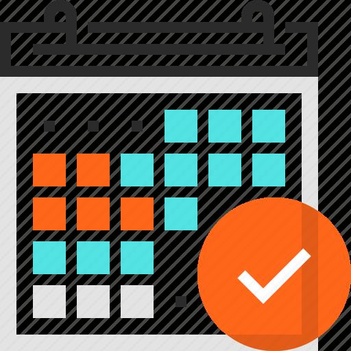 Calendar, date, day, event, month, plan, schedule icon - Download on Iconfinder
