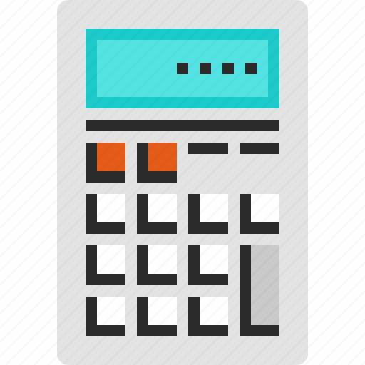 Accounting, budget, calculate, calculator, finance, math, mathematics icon - Download on Iconfinder