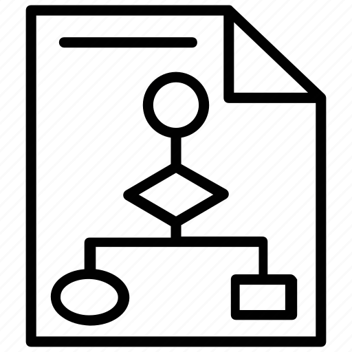 algorithm, asymmetric, data mining, formula, programming icon