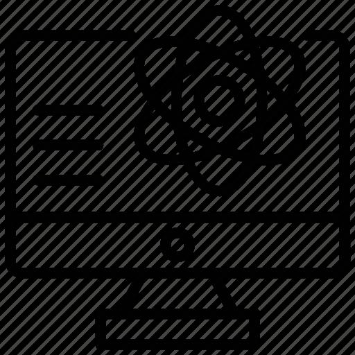 method, procedure planning, process flow, scheme, technique icon