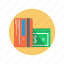 business, card, method, payment icon