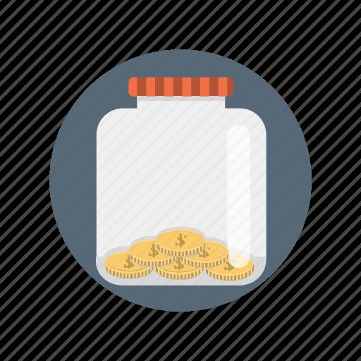 dollar, finance, financial, marketing, savings icon