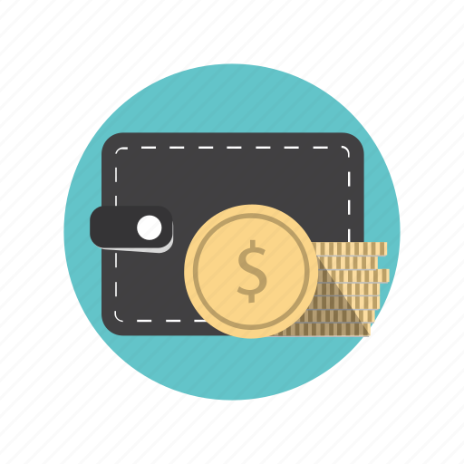 commerce, ecommerce, shopping, wallet icon