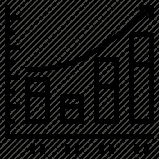 bar, chart icon