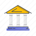 bank, business, finance, financial, money icon