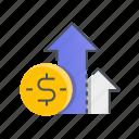 growth, business, graph, money, statistics