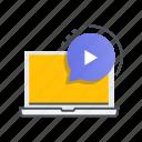 message, video, communication, interface, media