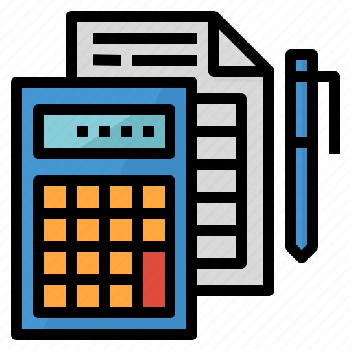 Accounting, bank, calculator, finance, payment icon - Download on Iconfinder