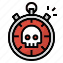 deadline, schedule, stopwatch, timer icon