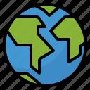earth, global
