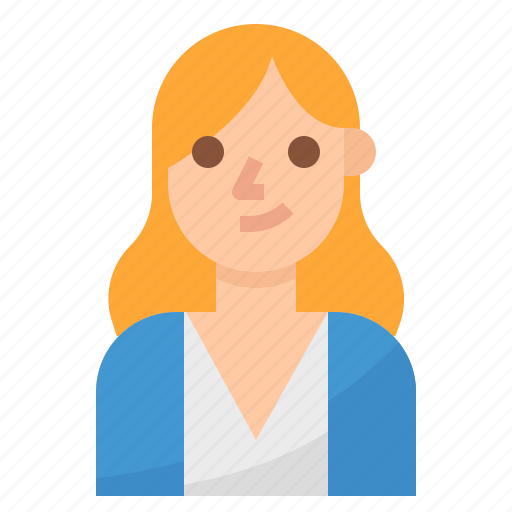 Avatar, business, businesswoman, employee, woman, worker icon - Download on Iconfinder