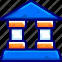 bank, bukeicon, business, credit, finance, money, storage icon