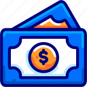 bukeiocn, cash, dollar, money icon