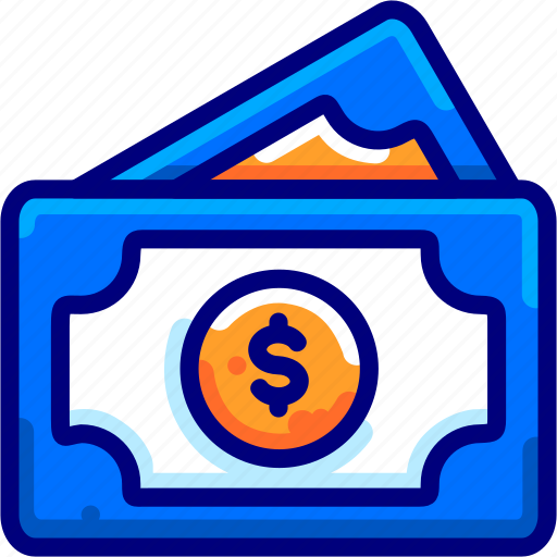 bukeiocn, cash, dollar, money icon