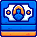 and, bukeicon, business, cash, finance, money icon