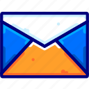 and, bukeicon, business, envelope, finance, message, order icon