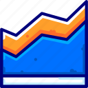 bukeicon, business, finance, increase, level, sales