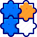bukeicon, jigsaw, problem, puzzle, solution, solver