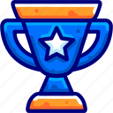 achievements, awards, bukeicon, finance, stars, trophies
