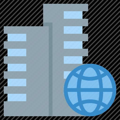 business, global, global business, international business, multinational business icon