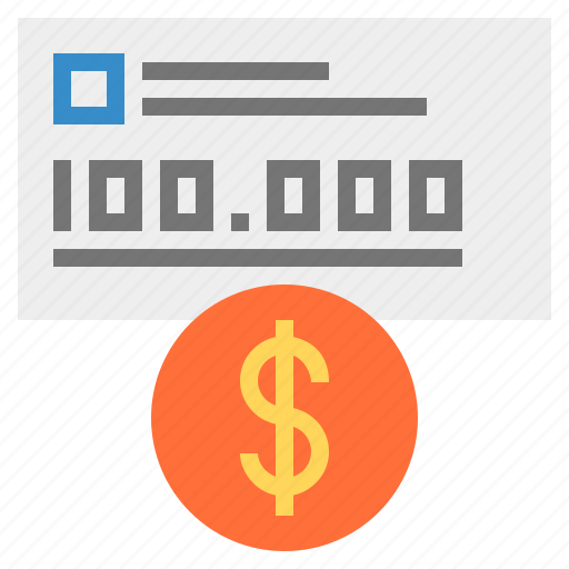business cheque, cheque, giving cheque, money order, paycheck, payment icon