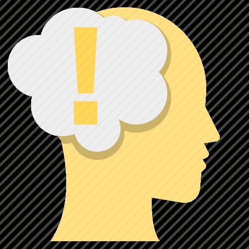 brainstorm, brainstorming, business brainstorming, business mind, mind, mind alert icon