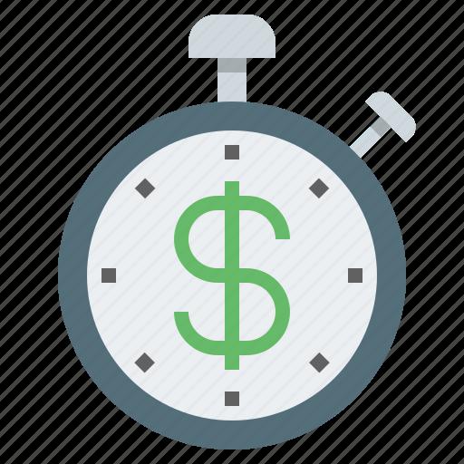 business improvement, business optimization, business time, improvement, optimization, wealth improvement, wealth optimization icon