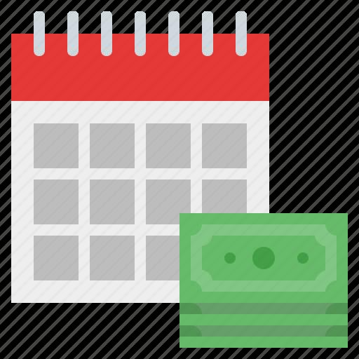 business calendar, business date, business day, business event, business hour, business time icon