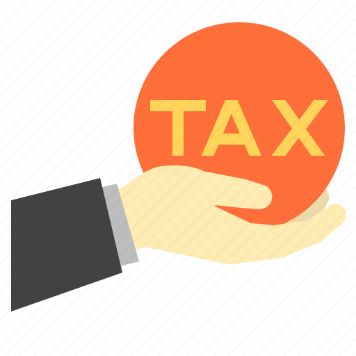 paying tax, tax, tax burden, tax payer, tax report icon